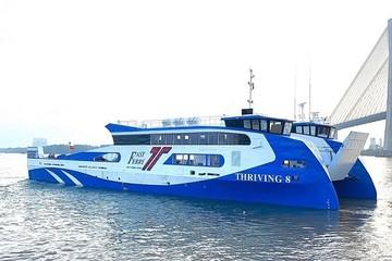 Vé phà biển Cần Giờ - Vũng Tàu cao nhất một triệu đồng