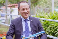 Ông Lê Hồng Hà giữ chức CEO Vietnam Airlines