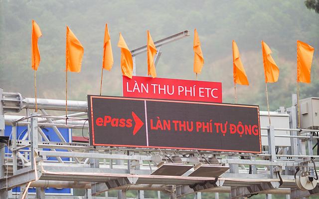 Bộ Giao thông vận tải chịu trách nhiệm toàn diện về thu phí không dừng tại các trạm BOT đặc thù