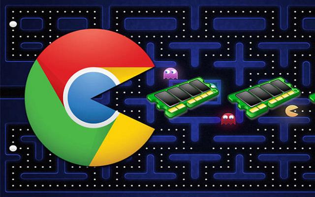 Google Chrome sẽ ít 'ngốn' RAM hơn