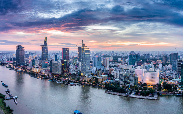 Các nhà ĐTNN đã đầu tư vào 60 tỉnh, thành phố trên cả nước trong năm 2020.