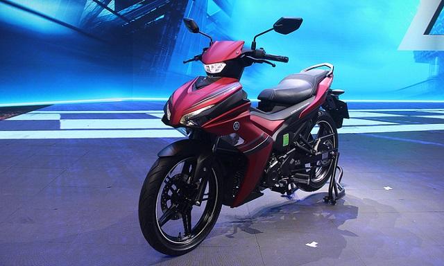 Yamaha Exciter 155 ra mắt, giá cao nhất 50,5 triệu đồng