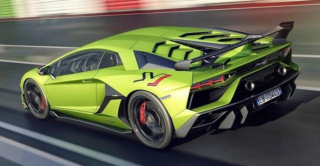 5 lý do không nên mua một chiếc Lamborghini Aventador