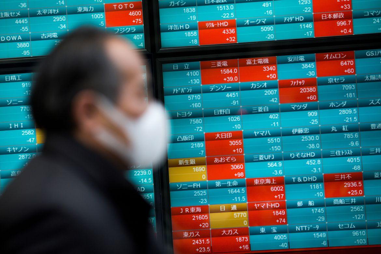Chứng khoán châu Á trái chiều, nhiều thị trường nghỉ giao dịch đón năm mới
