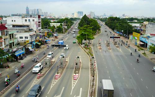 TP HCM có thẩm quyền chấm dứt trước hạn hợp đồng BOT dự án cầu đường Bình Triệu 2