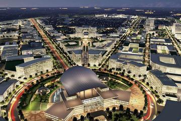 Chủ tịch UBND TP HCM: Đầu tư nhiều dự án hạ tầng cho thành phố Thủ Đức