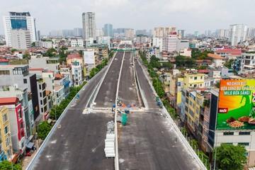 Hà Nội triển khai 7 công trình đường vành đai