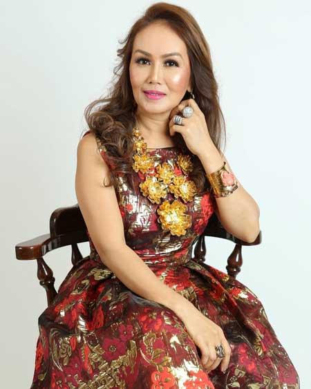 """Marites Allen được mệnh danh là """"Nữ hoàng phong thủy"""". Ảnh: Manila Times."""