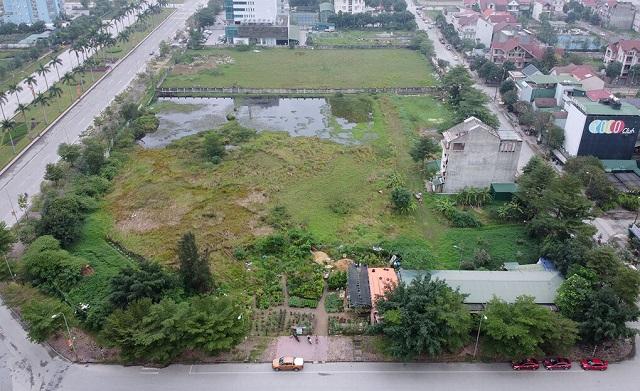 Hà Tĩnh đấu giá khu 'đất vàng' của dự án gần 650 tỷ chậm tiến độ