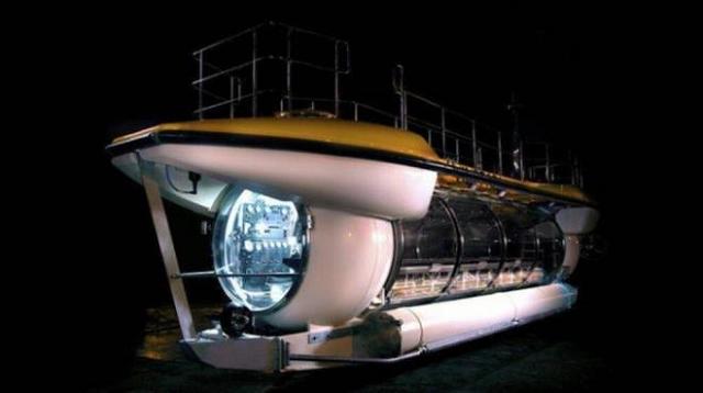 Bộ GTVT cho phép Vinpearl khai thác thí điểm tàu lặn tại Vịnh Nha Trang