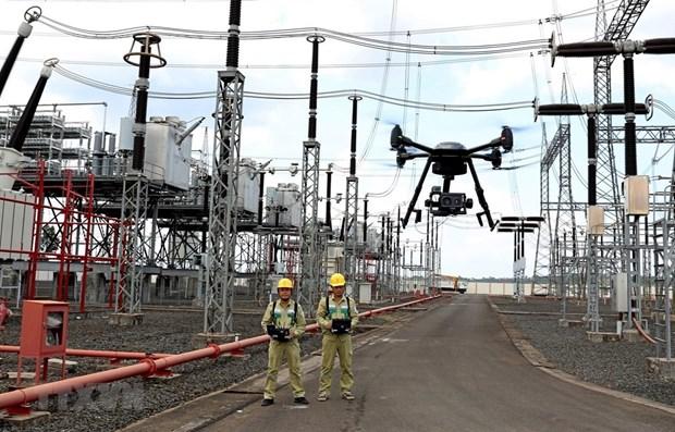 EVN đặt mục tiêu số hóa 100% thiết bị lưới điện truyền tải vào 2022