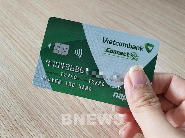 Ngân hàng sẽ dừng phát hành thẻ từ ATM từ ngày 31/3