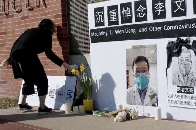 Bác sĩ Lý Văn Lượng qua đời hồi tháng 2. Ảnh: Los Angeles Daily News.