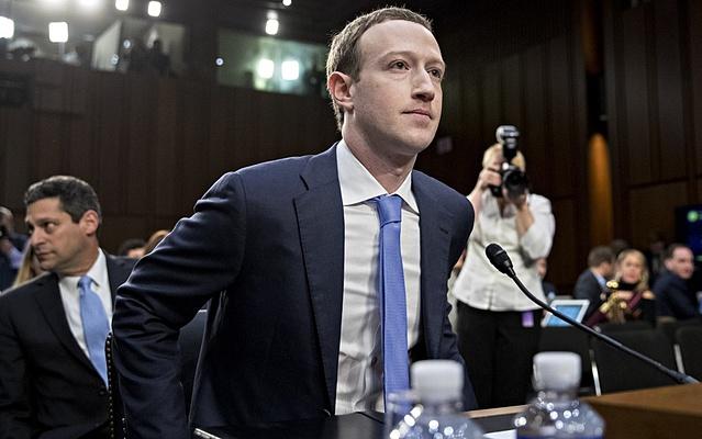 Các ông chủ công ty công nghệ Mỹ đã phải đối mặt hàng loạt vấn đề pháp lý trong năm 2020. Ảnh: Telegraph.
