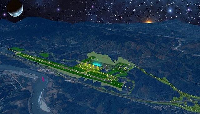 Bộ Kế hoạch & Đầu tư được giao thẩm định dự án sân bay Sa Pa, Lào Cai