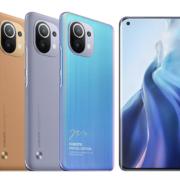 Xiaomi bán 350.000 chiếc Mi 11 trong 5 phút