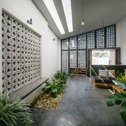 Thiết kế nhà một tầng cho cảm giác thoải mái dù tài chính eo hẹp