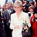 <p> Được mệnh danh là mẫu túi kinh điển mà bất kỳ người phụ nữ nào cũng nên sở hữu ít nhất một chiếc trong đời. Lady Dior được đặt tên theo Công nương Diana - hay vẫn được gọi là Lady Di. Năm 1995, cựu đệ nhất phu nhân Bernadette Chirac của nước Pháp đề nghị hãng thiết kế một chiếc túi tặng công nương Anh và sản phẩm ra đời. Mẫu phụ kiện bản nhỏ, sang trọng được bà rất yêu thích, thường sử dụng trong nhiều sự kiện. Ảnh: <em>Vogue.</em></p>