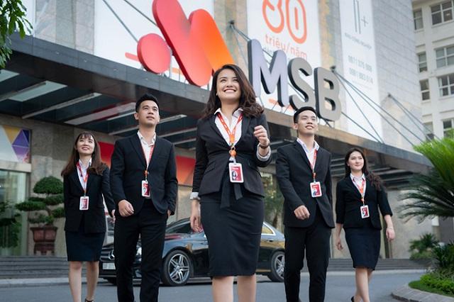 MSB đặt mục tiêu tăng lợi nhuận 30% mỗi năm