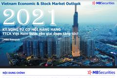MBS: Báo cáo chiến lược 2021 - Kỳ vọng từ cơ hội nâng hạng TTCK Việt Nam bước vào giai đoạn tăng tốc
