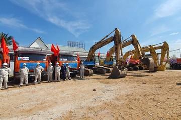 Khởi công cao tốc Mỹ Thuận - Cần Thơ giai đoạn 1, vốn hơn 4.800 tỷ đồng