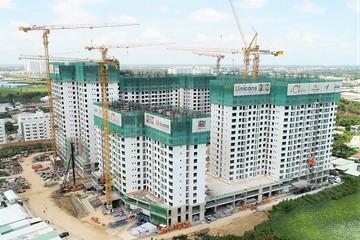 JLL: Giá bán căn hộ trung bình tại TP HCM giảm 14% trong quý IV/2020
