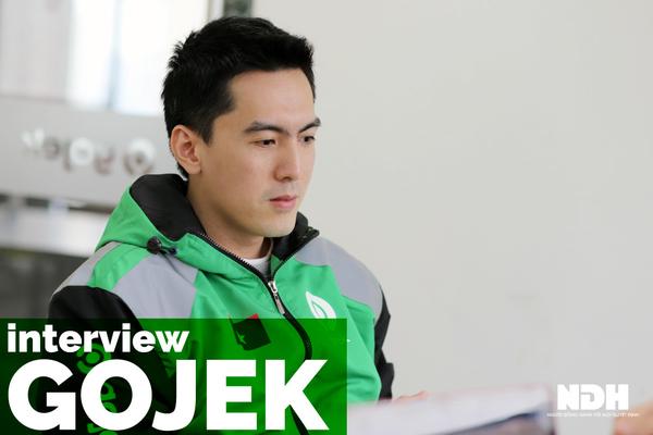CEO Gojek Việt Nam: Chúng tôi đã sẵn sàng đứng trên vai người khổng lồ