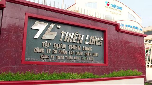 Tập đoàn Thiên Long chốt quyền tạm ứng cổ tức đợt 2/2020 tỷ lệ 10%
