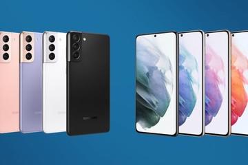 Galaxy S21 có giá dự kiến từ 23,5 triệu đồng tại Việt Nam