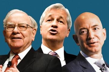 Công ty hợp tác giữa Jeff Bezos, Warren Buffett và Jamie Dimon tuyên bố dừng hoạt động