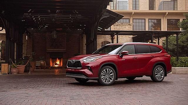 Toyota Highlander thế hệ hiện tại vừa được giới thiệu vào cuối năm 2019.