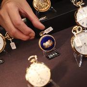 Đồng hồ xa xỉ - Cuộc chơi của những nhà đầu tư sành sỏi?