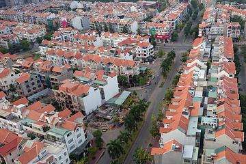 Giá nhà liền thổ đội thêm gần 13% cuối năm