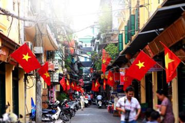 Fitch Solutions nâng dự báo tăng trưởng kinh tế Việt Nam năm nay lên 8,6%