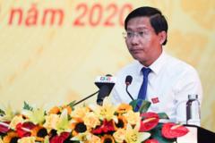 Bình Thuận có tân Phó Bí thư Tỉnh ủy