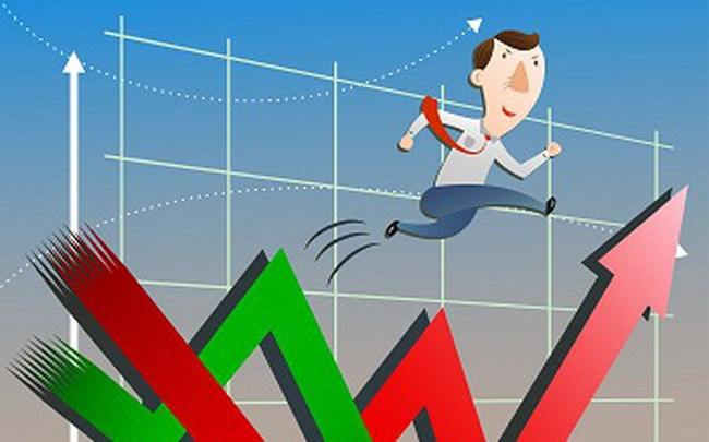 Giá trị khớp lệnh tiếp tục lập kỷ lục, VN-Index thu hẹp đà giảm vào cuối phiên