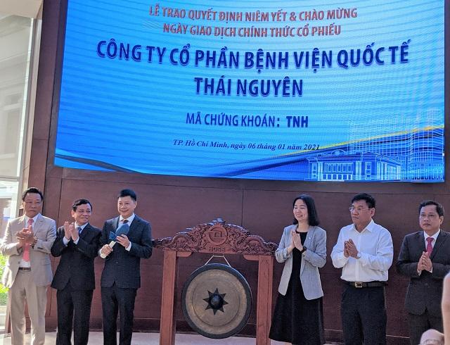 Bệnh viện Quốc tế Thái Nguyên niêm yết HoSE để gọi vốn xây dựng chuỗi