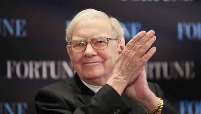 Warren Buffett 'bỏ túi' 50 tỷ USD nhờ cổ phiếu Apple năm 2020