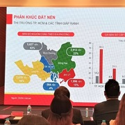 Vùng phụ cận TP HCM 'chiếm sóng' thị trường BĐS 2020