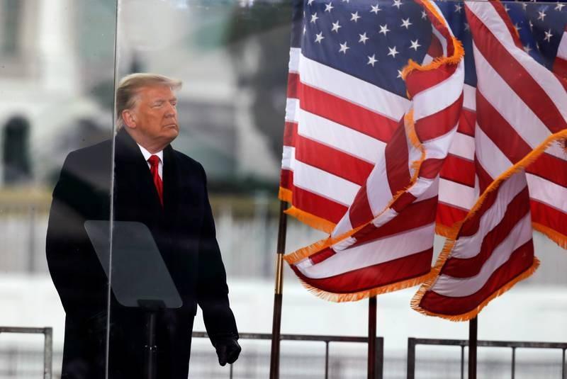 Trump có thể bị phế truất trước khi hết nhiệm kỳ?