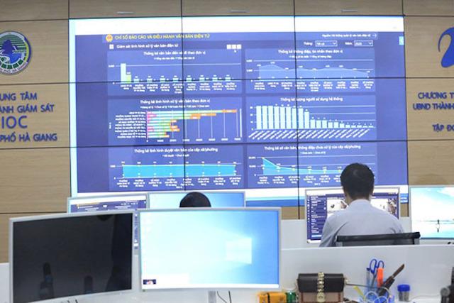 Hiện đại hóa cơ sở hạ tầng, trang thiết bị phục vụ giám sát, điều hành đô thị thông minh và giám sát an toàn thông tin là một trong những nhiệm vụ được Hà Giang tập trung triển khai trong năm nay.