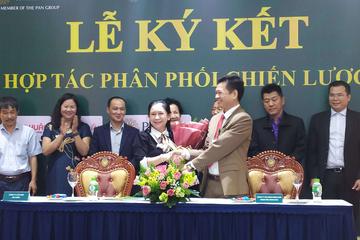 PAN CG phân phối các sản phẩm của Ba Huân, Quốc Việt