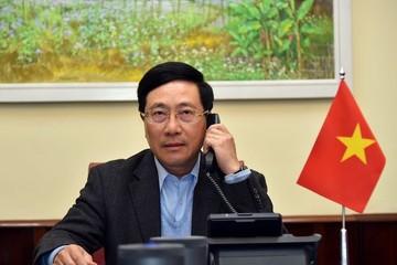 Việt - Mỹ thảo luận về chính sách tiền tệ