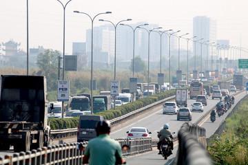 TP HCM kiến nghị Bộ Giao thông vận tải khẩn cấp 'giải vây' 5 dự án lớn