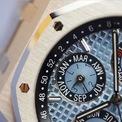 <p> Chiếc đồng hồ trang bị bộ máy lên dây tự động Calibre 2385 và có thể dự trữ năng lượng trong 40 giờ. Hiện mẫu phụ kiện được bán với giá 59.000 USD. Ảnh: <em>Watch Collecting Lifestyle.</em></p>