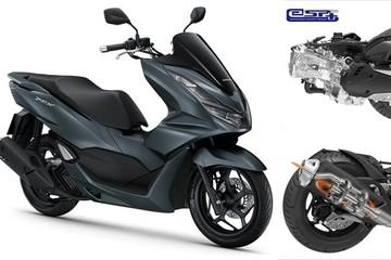 Honda trình làng PCX mới, động cơ mạnh hơn thêm bản hybrid
