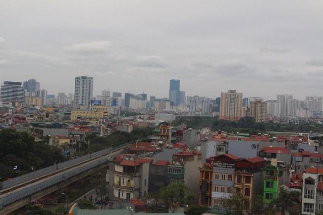 Không khí của Thủ đô Hà Nội những ngày qua được đánh giá rất xấu.
