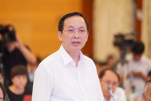 Phó Thống đốc NHNN Đào Minh Tú. Ảnh: SBV