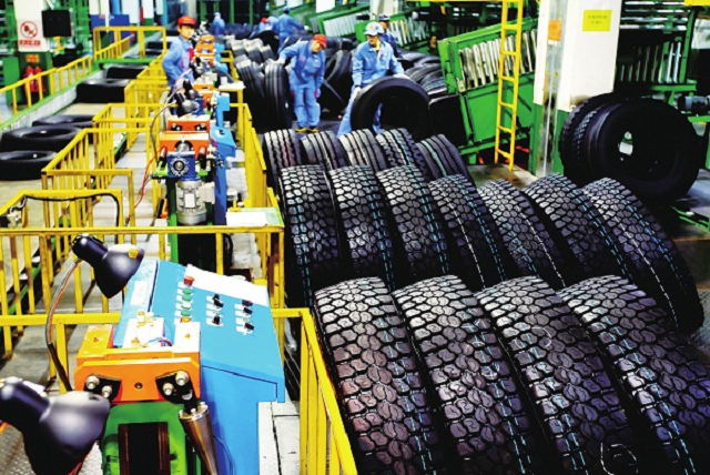Biên độ phá giá đối với doanh nghiệp xuất khẩu lốp xe của Việt Nam ở mức 0-22,3%.