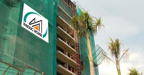 ThuDuc House bị truy thu thuế gần 400 tỷ và chuyển hồ sơ qua công an